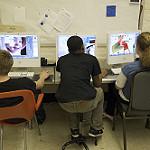 classroom computers photo